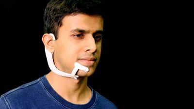MIT desenvolve wearable que lê o que você está pensando