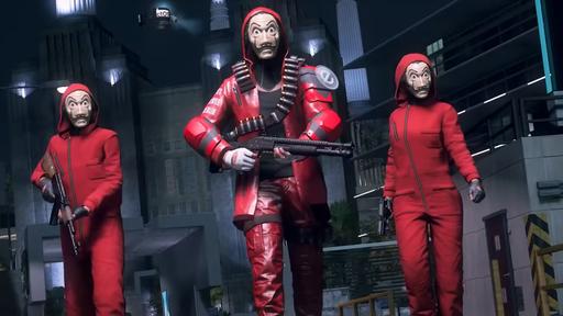 Watch Dogs: Legion ganha missão inspirada em La Casa de Papel