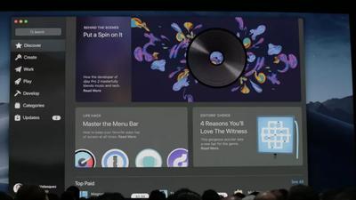 WWDC 2018 | macOS ganha novas funções, ferramentas e modo escuro