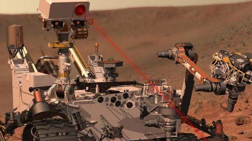 Sonda Curiosity envia fotos 3D para a Terra