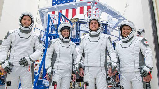 3 experimentos que os astronautas da missão Crew-2 farão na ISS