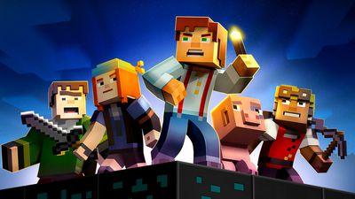 Série interativa de Minecraft na Netflix deixa você escolher o rumo da história