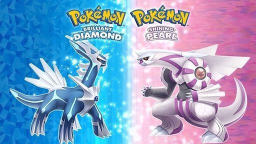 Pokémon seguirão jogadores em Brilliant Diamond e Shining Pearl
