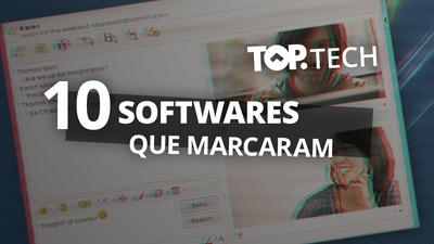 ICQ, MSN, Winamp: 10 softwares que  marcaram os anos 1990 / 2000