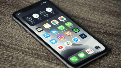 Como tirar print de tela dando toques na traseira do iPhone no iOS 14