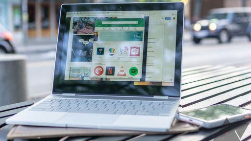 Google   Imagem mostra suposto novo Chromebook de codinome 'Atlas'