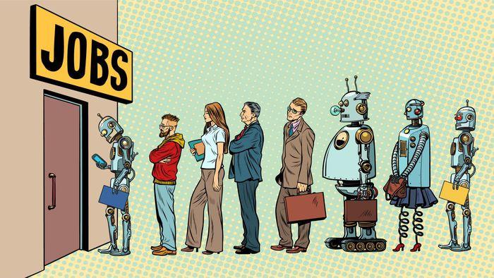 Como a IA e a transformação digital criam novas profissões