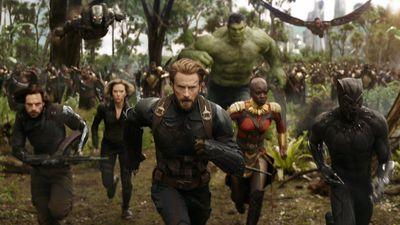 Vingadores: Guerra Infinita bate recorde de bilheteria no 1º final de semana