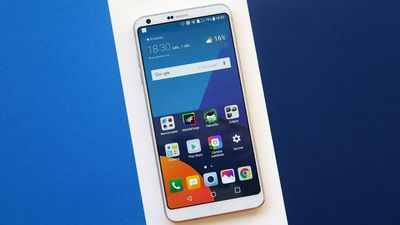 LG anuncia o Q6, a versão em miniatura e mais acessível do G6