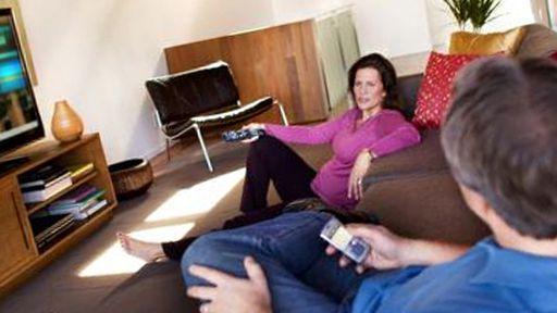 O futuro da televisão está em duas telas