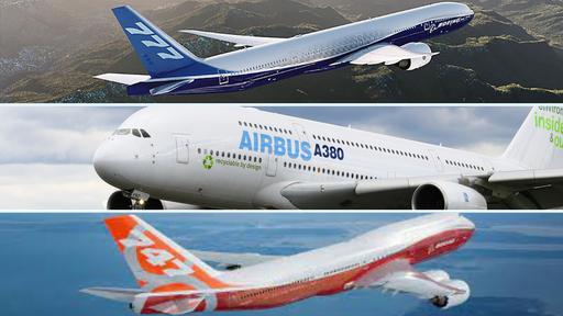 Os 10 aviões comerciais mais caros do mundo