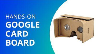 Google Cardboard: você conhece esse dispositivo? [Hands-on]