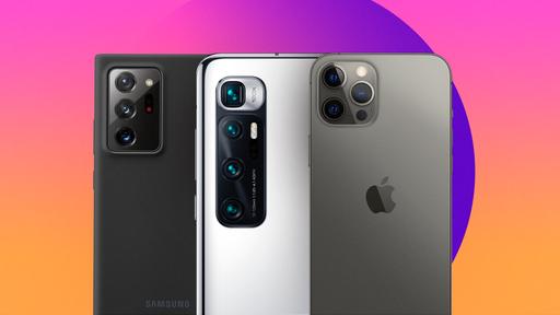iPhone 12 Pro Max vs. Galaxy Note 20 Ultra vs. Mi 10 Ultra: quais as diferenças?