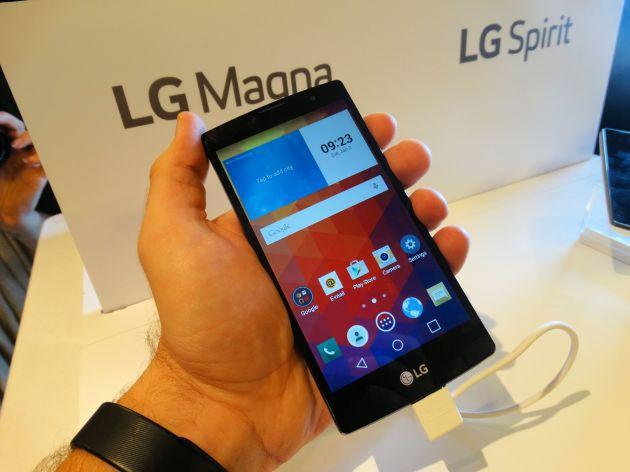 LG Spirit LG Leon