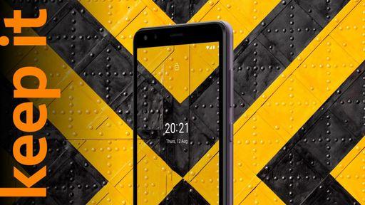Nokia C1 2nd Edition é anunciado com Android Go e conexão 3G