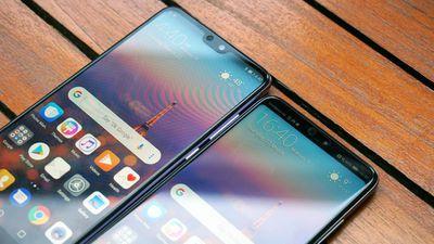 Huawei P20 e P20 Pro chegam com sistema de até três câmeras e visual gradiente