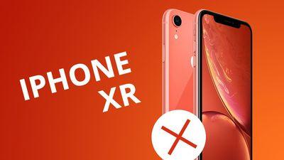 5 motivos para NÃO comprar o iPhone XR