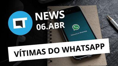 Boato no WhatsApp gera violência; Twitter Lite; detalhes Project Scorpio e + [CT