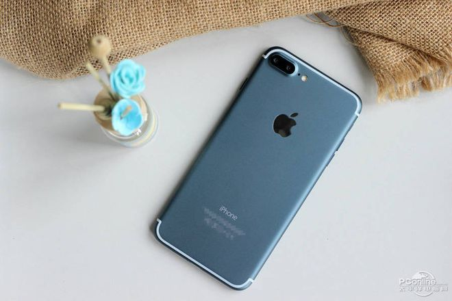 iPhone azul