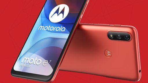 Motorola lança Moto E7 Power no Brasil com bateria gigante e preço alto
