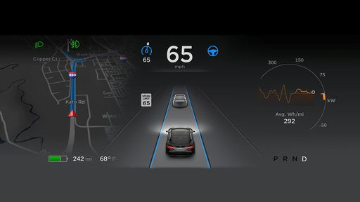 Piloto automático da Tesla está envolvido em mais um acidente