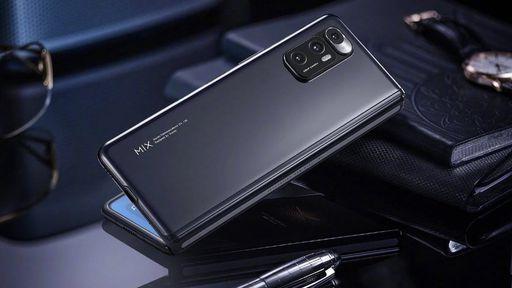 Xiaomi Mi Mix Flip pode chegar em breve para brigar com Galaxy Z Flip 3