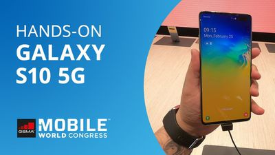 Samsung Galaxy S10 5G [Hands-on]