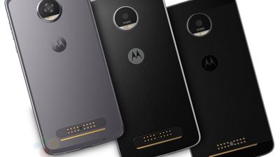 Moto Z2 Play vai ter uma bateria menor que a de seu antecessor