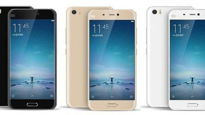 Loja deixa vazar detalhes dos novos Xiaomi Mi 5 e Xiaomi Mi 5 Plus