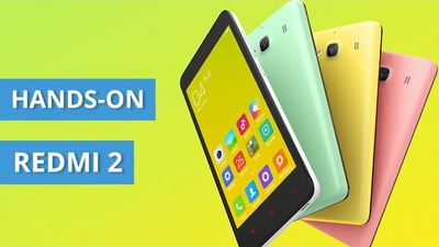Redmi 2: primeiras impressões do smartphone da Xiaomi [Hands-on]