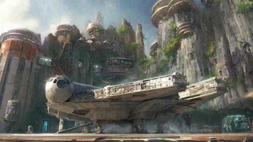 Veja fotos do novo espaço temático da Disney inspirado em Star Wars