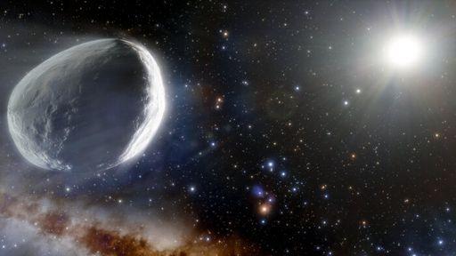 Confirmado: objeto gigante vindo da Nuvem de Oort é mesmo um cometa