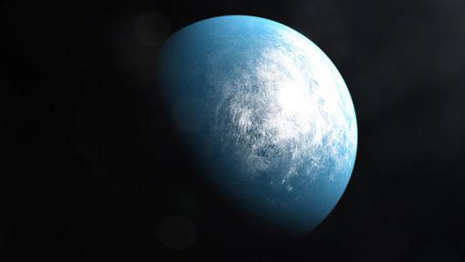Exoplaneta potencialmente habitável tem sua atmosfera e clima investigados
