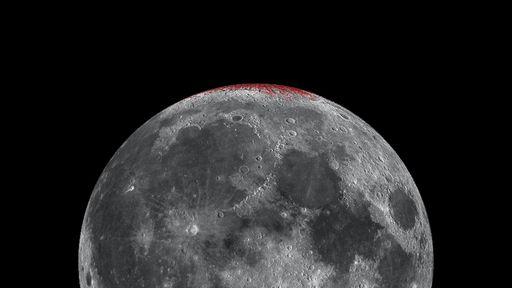 A Lua está enferrujando? Estudos revelam oxidação misteriosa nos polos lunares