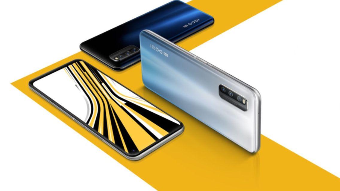 Vivo IQOO Z1 é lançado com 5G e tela 144 Hz pela metade do preço ...