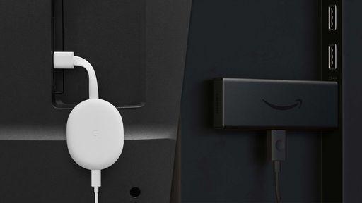 Chromecast com Google TV x Fire TV Stick Lite: qual vale a pena comprar?