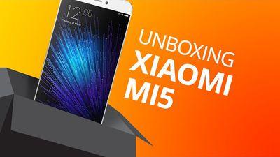 Xiaomi Mi5: O que você quer ver testado no aparelho? [Unboxing]