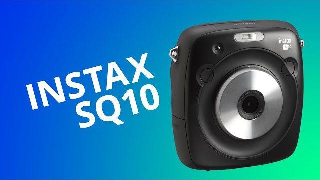 c800590c092a3 Fujifilm Instax SQ10  Análise   Review  - Vídeos - Canaltech