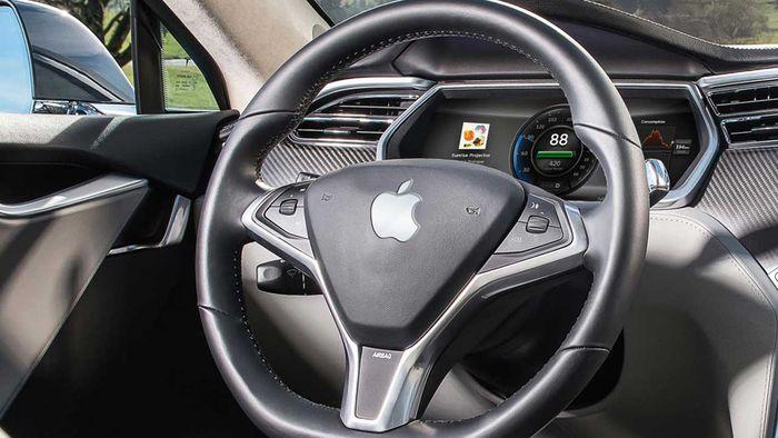 Estatísticas revelam o status do desenvolvimento dos carros autônomos da Apple