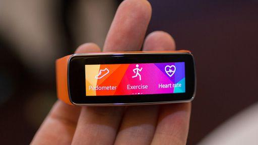 MWC 2014: Samsung confirma que Gear Fit não usa nem Android, nem Tizen