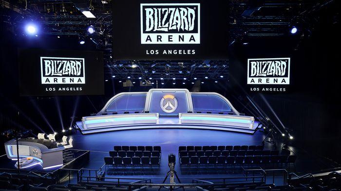 Blizzard abre arena de eSports em Los Angeles, nos Estados Unidos