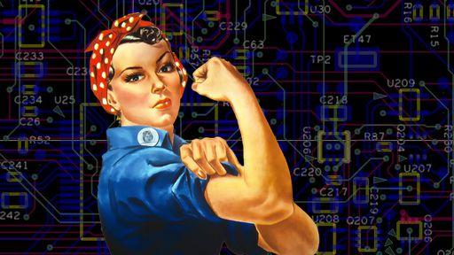 O que desestimula meninas a escolherem uma carreira no mercado de tecnologia?