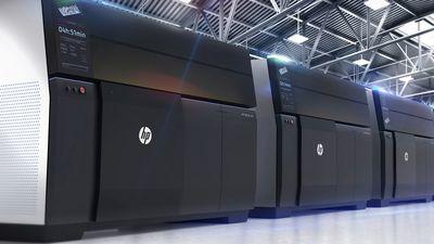 HP anuncia tecnologia de impressão 3D em metal para produção industrial