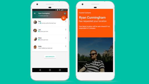 Google vai desativar o app Contatos de Confiança em dezembro