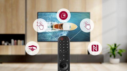 CES 2021   LG apresenta novas TVs OLED e QNED e novo webOS