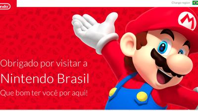 Calma, a Nintendo ainda NÃO voltou oficialmente ao Brasil — só à BGS