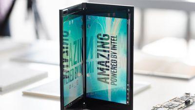 Intel está trabalhando em protótipos de tablet com tela dupla
