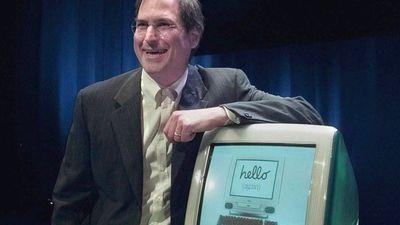 Apple comemora 20 anos do lançamento do iMac