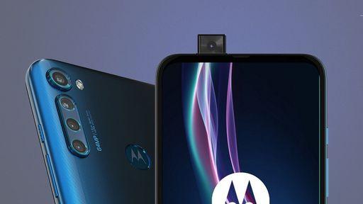 Motorola One Fusion+ é anunciado com câmera pop-up e bateria de 5.000 mAh