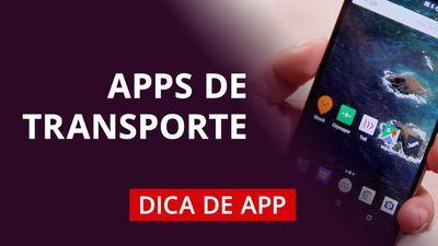 Aplicativos de transporte público #DicaDeApp